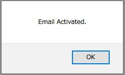 Email Activate.