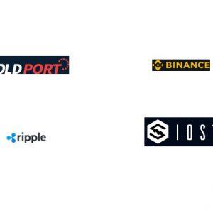 【RON売却】XRPをHOLDPORTからBinanceへ送金!そしてIOSTを購入